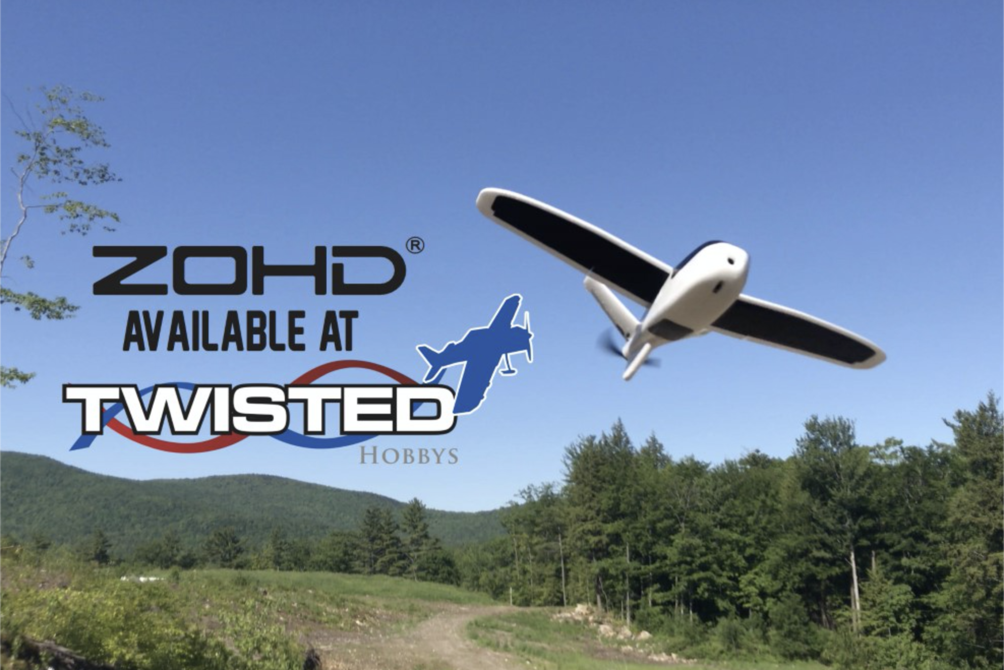 ZOHD Nano Talon and other PNP FPV planes now available!