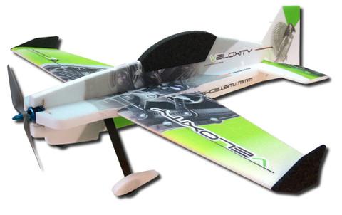 Twisted Hobbys 43 Quot Epp Veloxity Rc Airplane Model Kit