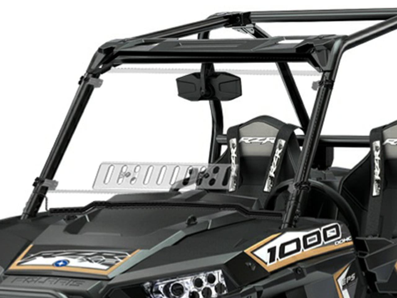 Polaris Rzr 1000 Windshield >> Polaris Rzr 900 1000 Scratch Resistant Venting Windshield