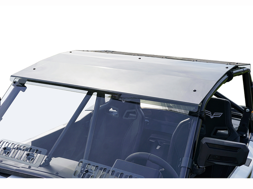 Textron WildCat XX Tinted Polycarbonate Roof