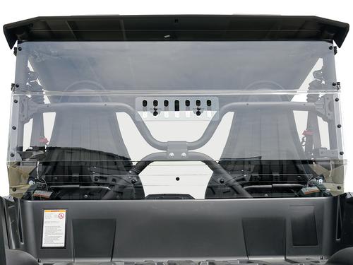 Yamaha Wolverine X-2  Rear Windshield W/Vent