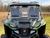 Yamaha RMAX/Wolverine (2021+) TRR Vented Windshield-HC
