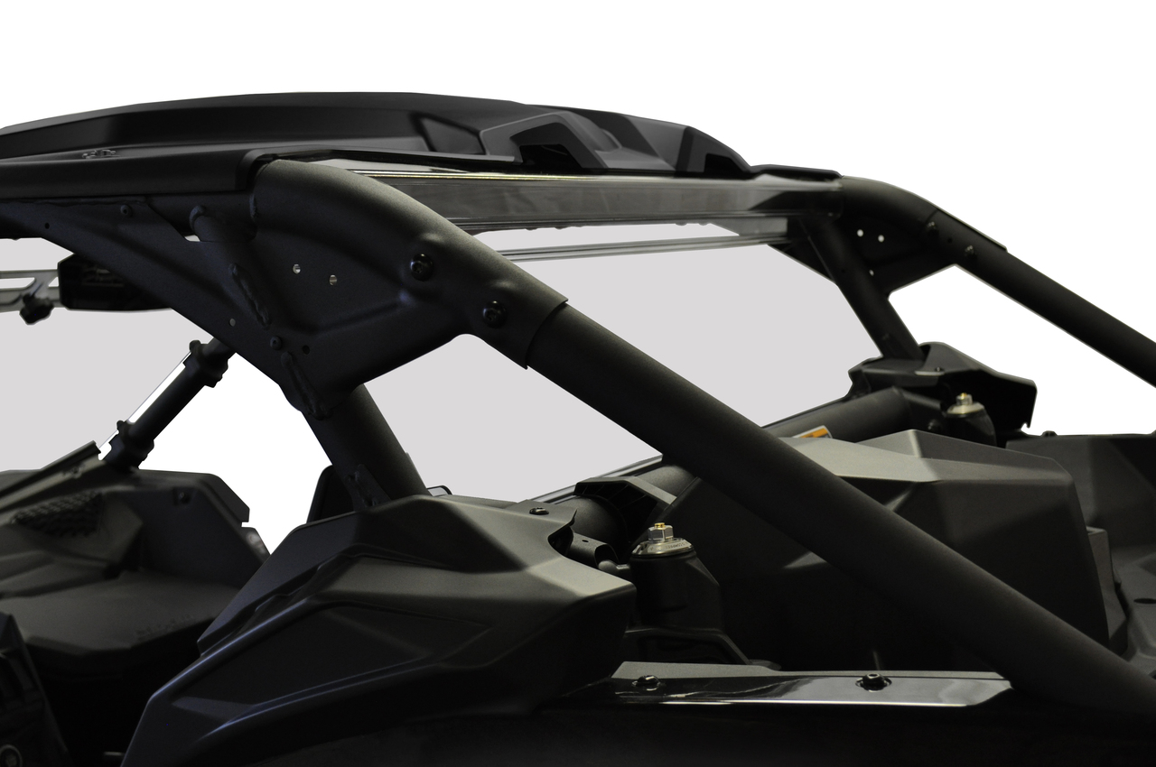 Can Am Maverick X3 GP Rear Windshield With Vent