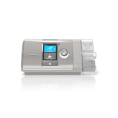 Machine with Humidifier