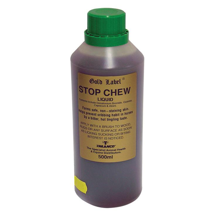 Gold Label Stop Chew Liquid