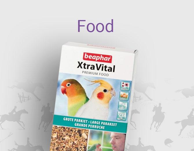 Aviary Food
