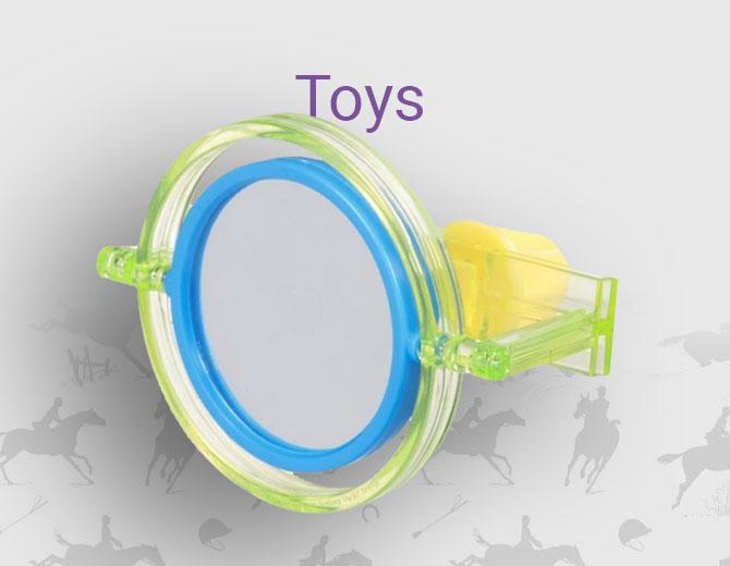 Aviary Toys