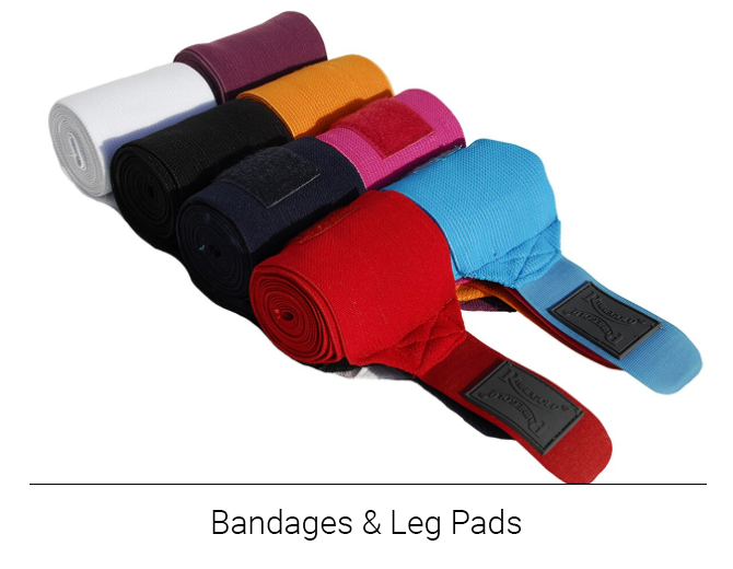 Bandages and Leg Pads