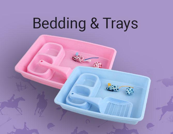 Bedding & Trays