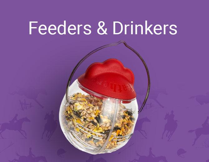 Feeders & Drinkers