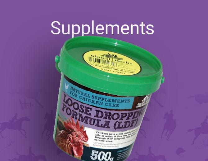 Chicken Supplements