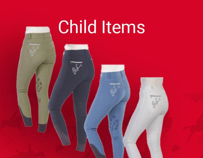 Child items