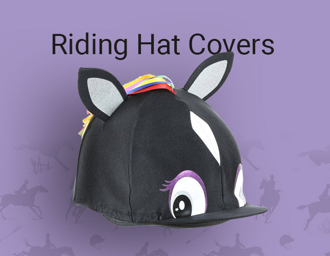 Riding Hats Covers