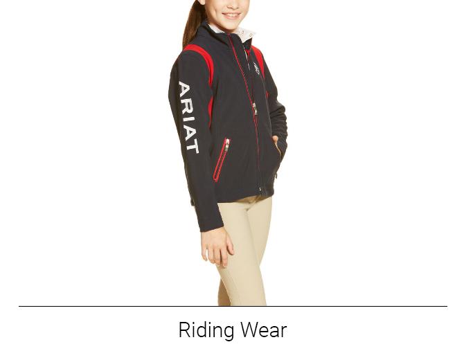 Childrens Riding Wear