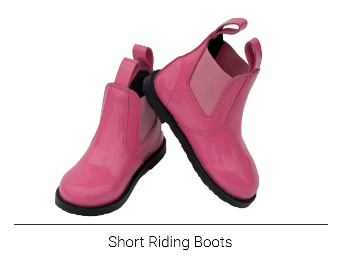 Short Riding Boots