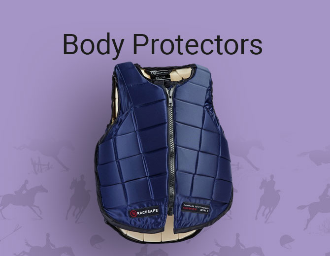 Childs Body Protectors