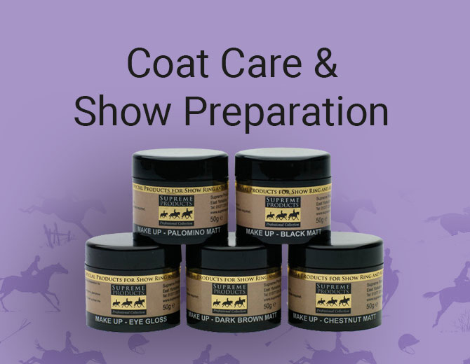 Coat Care & Show Preparation