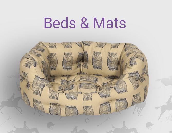 Dog Beds and Mats