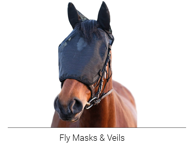 Fly Masks and Veils