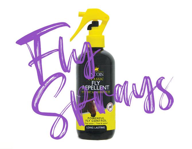 Fly Sprays