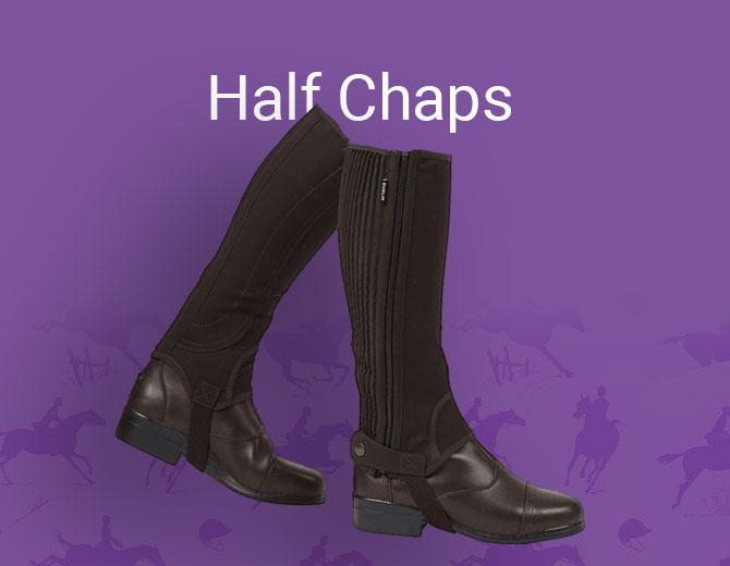 Half Chaps