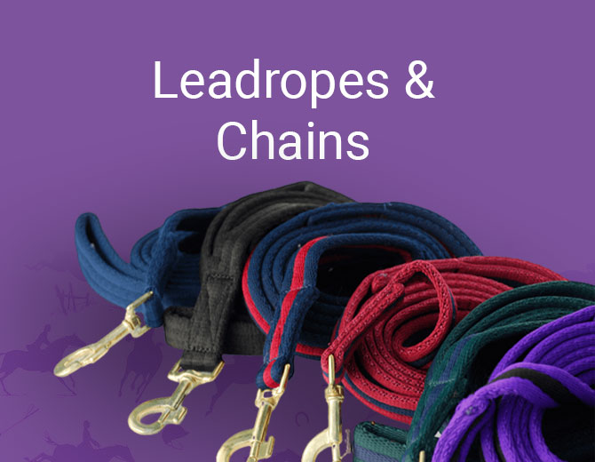 Leadropes & Chains