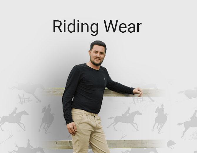 Men's Riding Wear
