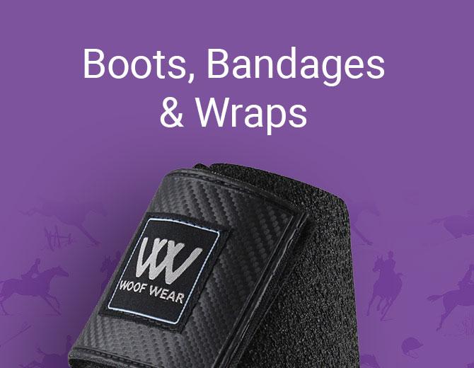 Bandages and Leg Pads