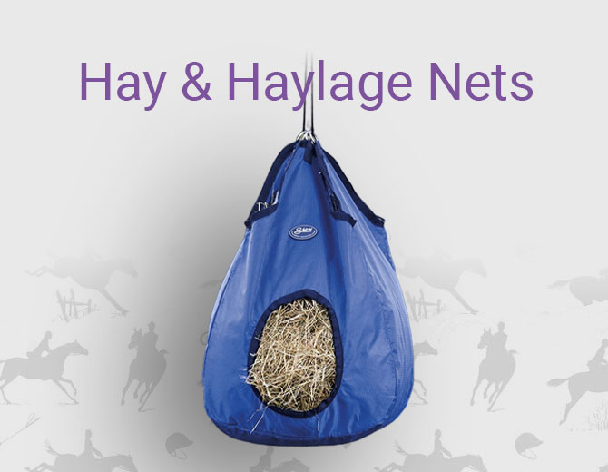 Hay and Haylage Nets