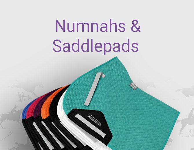 Numnahs & Saddlepads