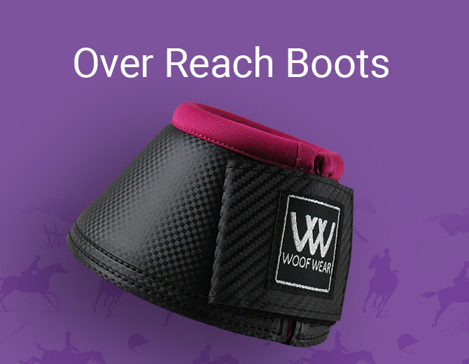 Over Reach Boots