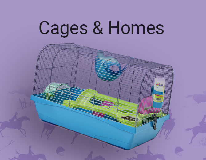 Cages and Homes