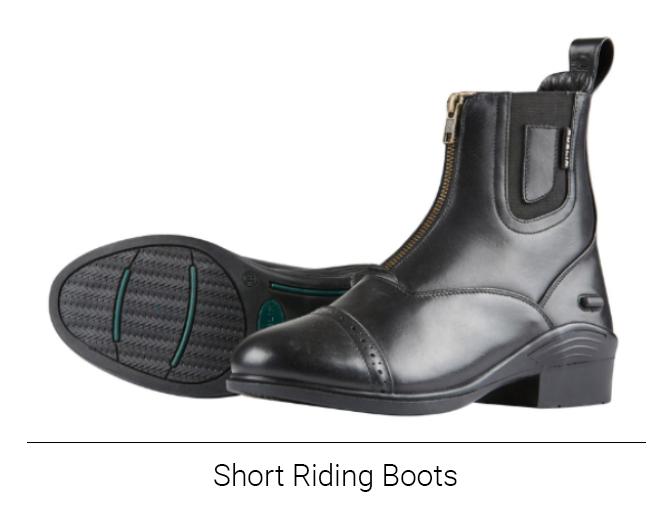 Short Riding Boots