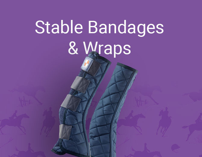 Stable Bandages & Wraps