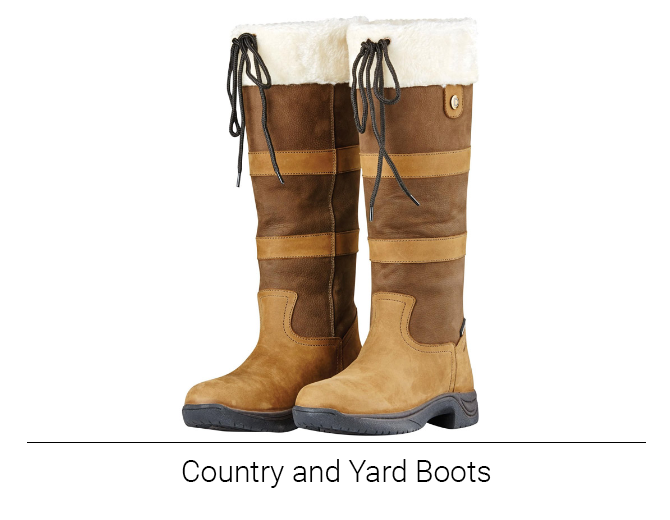 Country and Yard Boots