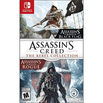 Assassin's Creed Rebel Col NSW