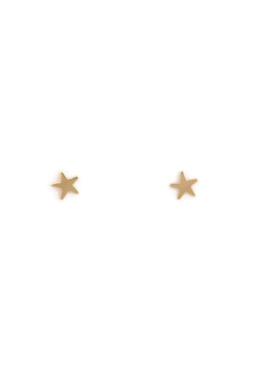 Star Studs- Gold