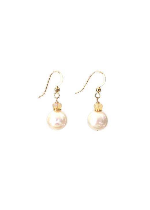 Gabriella Pearl Earrings