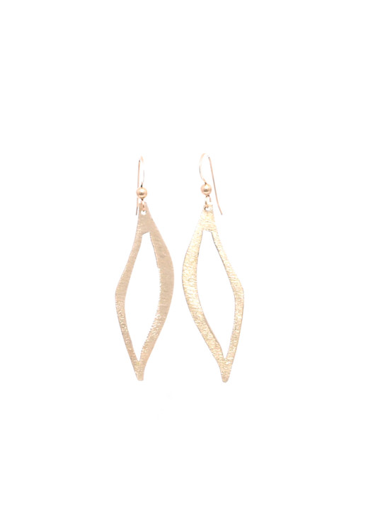 Carmen Mini Earrings- Gold