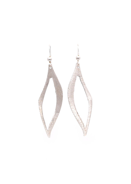 Carmen Mini Earrings- Silver