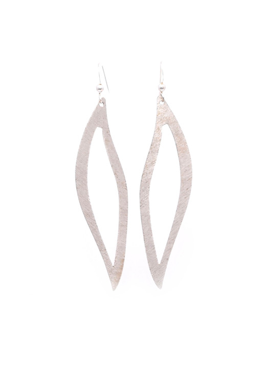 Carmen Earrings- Silver