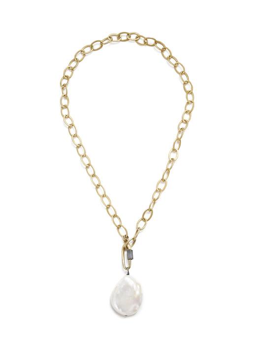 Mattie Pearl Necklace