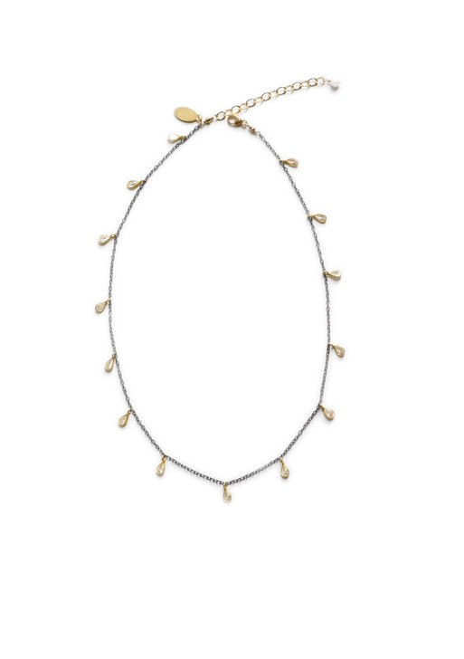 Sarafina Necklace- Cubic Zirconia