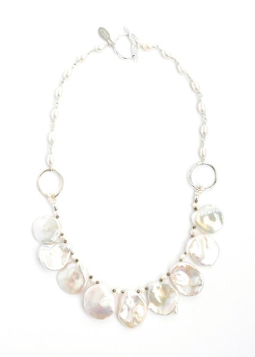 Pinckney Pearl Necklace