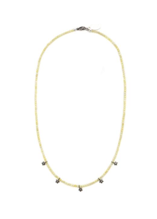Starstruck Necklace- Green
