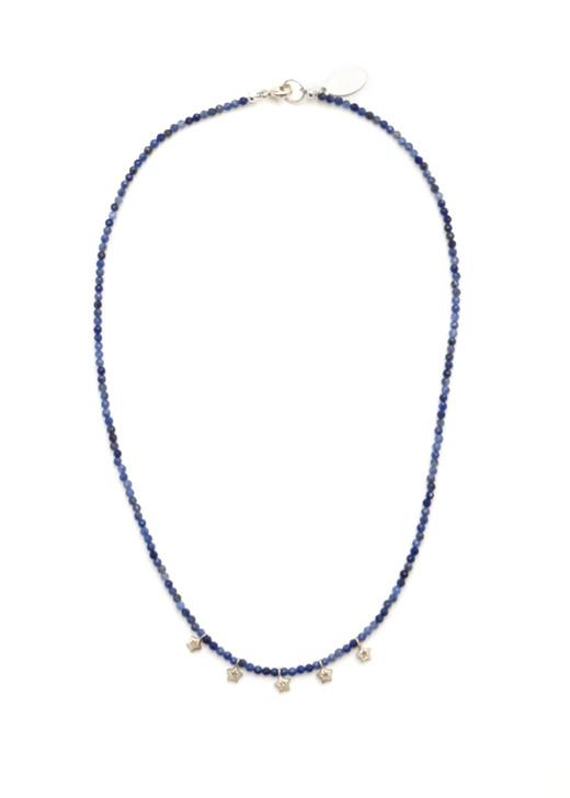 Starstruck Necklace- Lapis