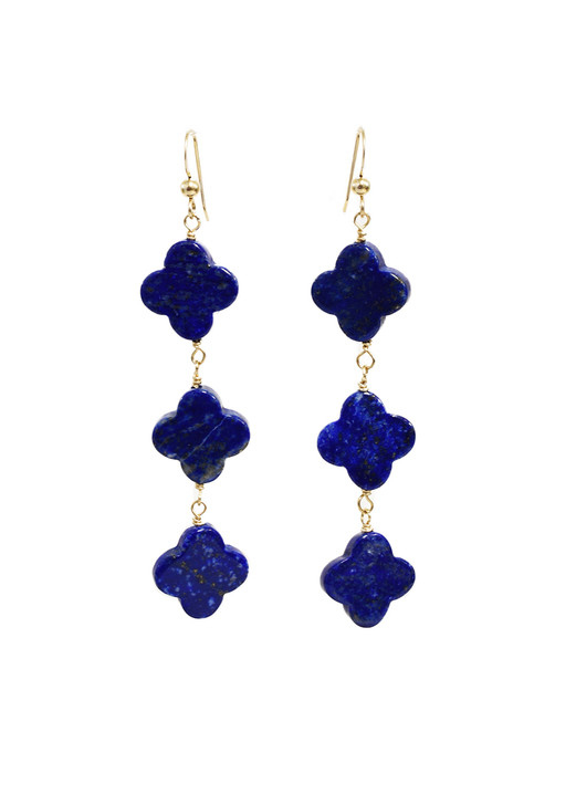 Cordoba Quatrefoil Earrings