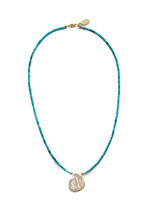 Hanauma Turquoise Necklace