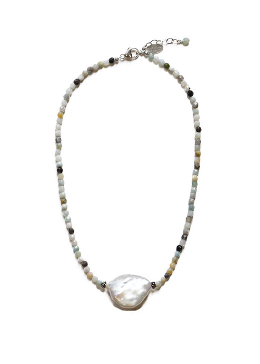 Annie Amazonite Necklace