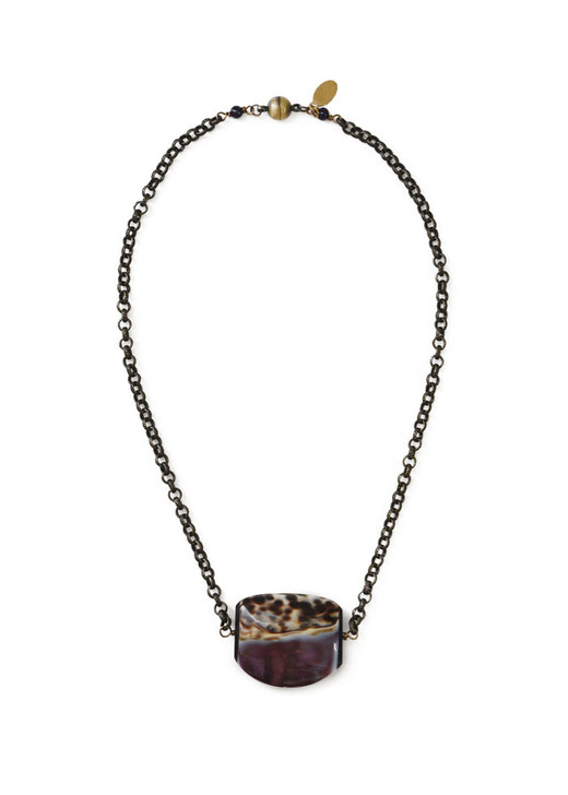 Cleo Cowrie Necklace